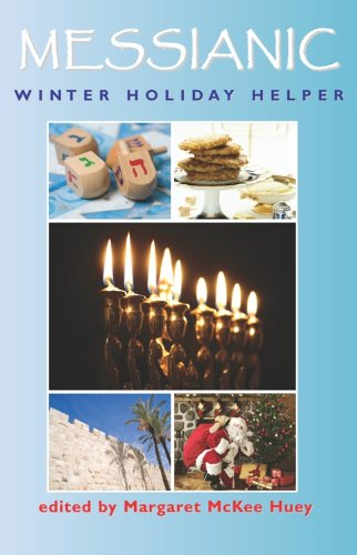 9780982375440: Messianic Winter Holiday Helper