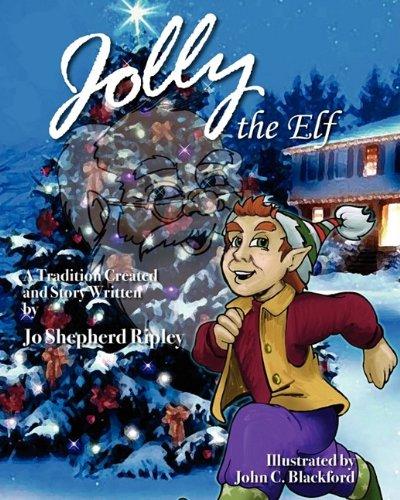 9780982384824: JOLLY THE ELF