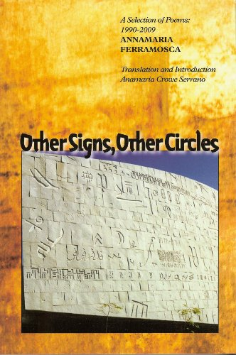 9780982384923: Other Signs, Other Circles: A Selection of Poems: 1990-2009