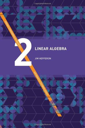 9780982406212: Linear Algebra