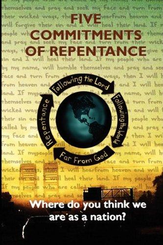 Five Commitments of Repentance: David Edward Lange