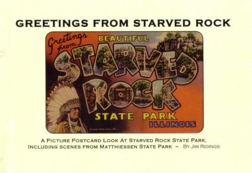 9780982408094: Greetings From Starved Rock