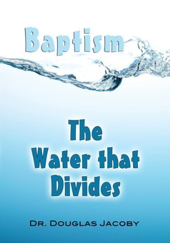 9780982408544: Baptism (The Water That Divides DVD)