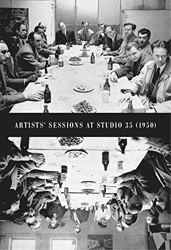 9780982409008: Artists' Sessions at Studio 35 (1950)