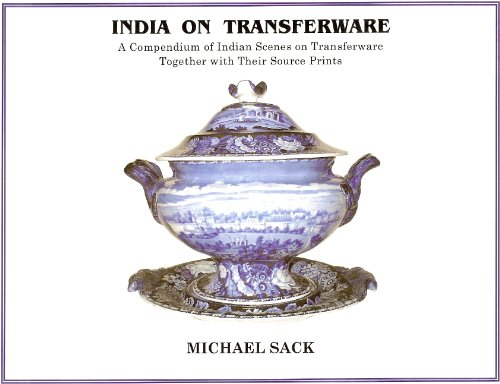 9780982411407: India on Transferware