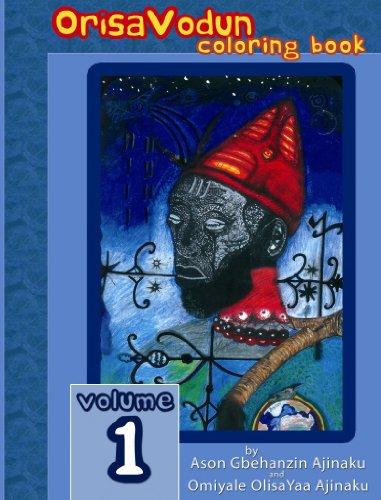 9780982425503: The Orisa Vodun Coloring Book