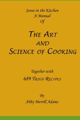 9780982426746: The Art and Science of Cooking