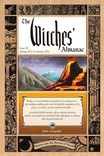 9780982432303: Witches' Almanac, The: Issue 30: Spring 2011 - Spring 2012, Stones and the Powers of Earth (Witches' Almanac: Complete Guide to Lunar Harmony)