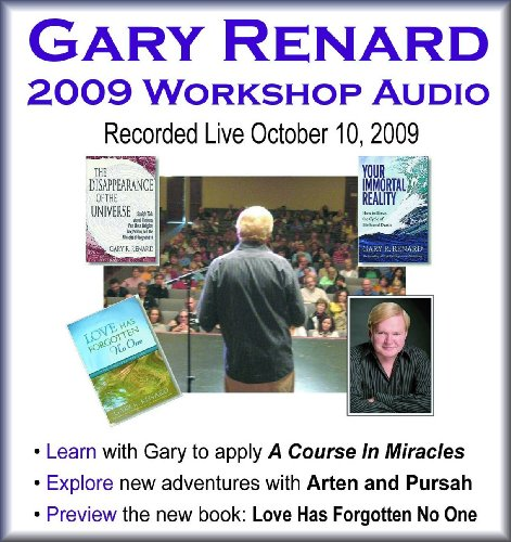 9780982432839: Gary Renard 2009 Workshop Audio Book