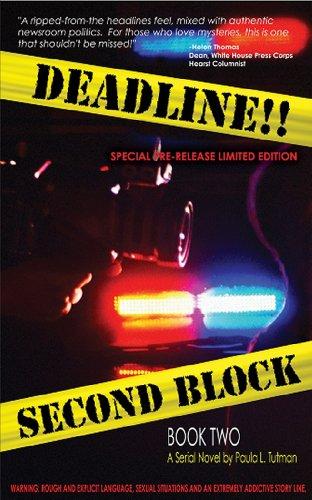 Deadline!! Second Block: Tutman, Paula