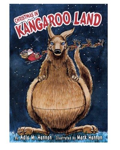 9780982436301: Christmas in Kangaroo Land