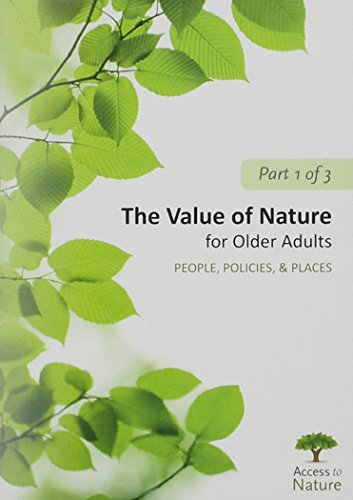 9780982468104: The Value of Nature for Older Adults