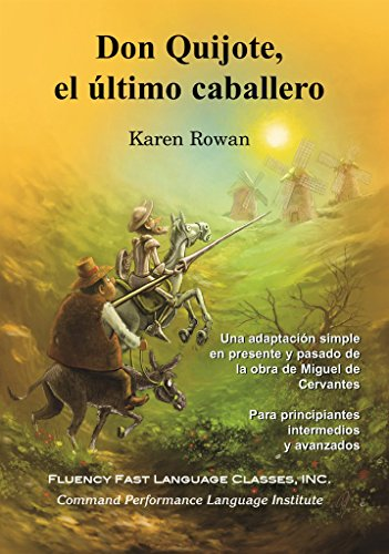 Don Quijote (Spanish Edition): Karen Rowan