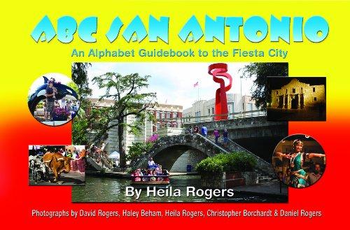 9780982469507: ABC San Antonio: An Alphabet Guidebook to the Fiesta City