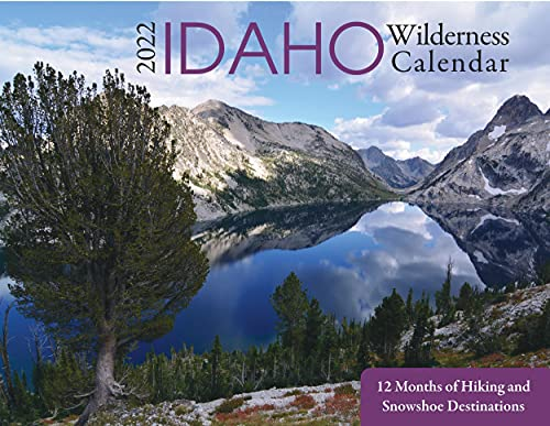 9780982472484: 2019 Idaho Wilderness Calendar