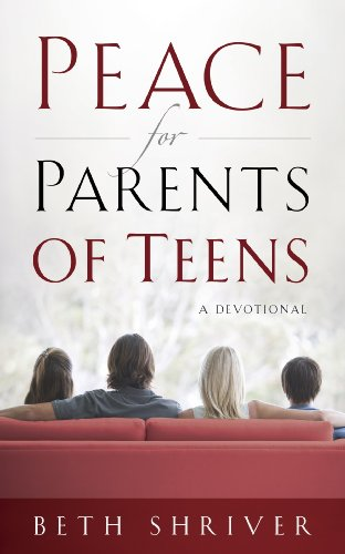 9780982483251: Peace for Parents of Teens
