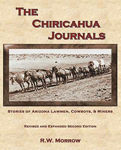 9780982484111: The Chiricahua Journals, Revised & Expanded 2nd Edition