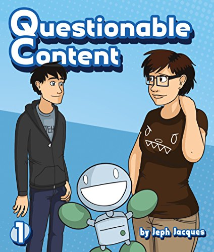 9780982486252: QUESTIONABLE CONTENT VOLUME 1--The first print collection of the hit webcomic.