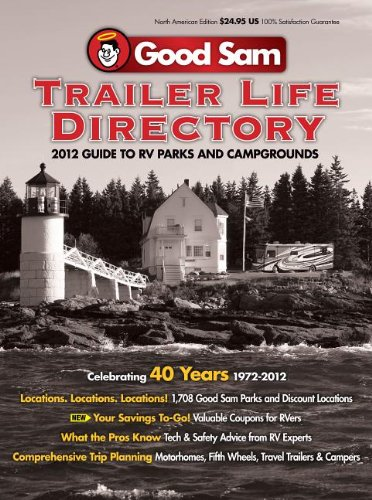 9780982489482: 2012 Trailer Life Directory RV Parks and Campgrounds (Good Sam Club)