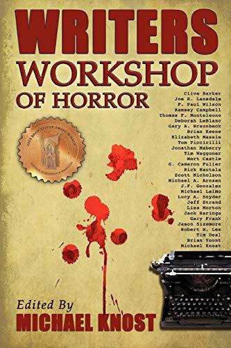 9780982493915: Writers Workshop of Horror