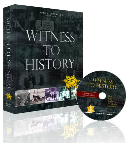 9780982494905: Witness to History