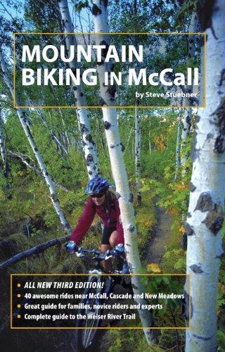 9780982495612: Mountain Biking in McCall
