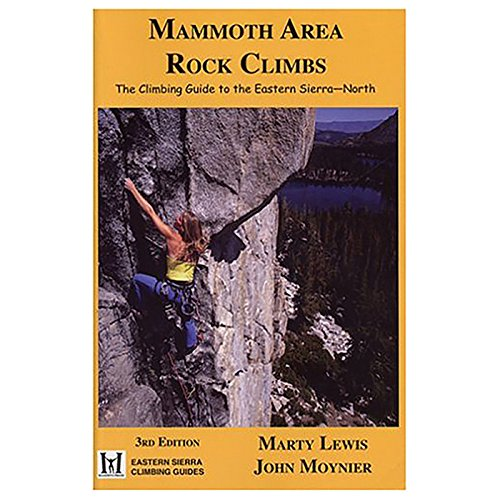 9780982498828: Mammoth Area Rock Climbs