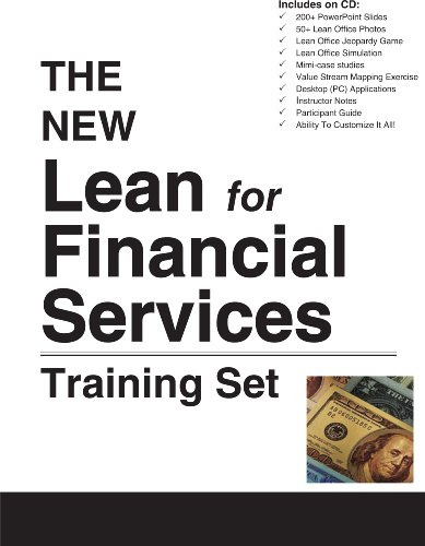 9780982500446: The New Lean for Financial Services Training Set