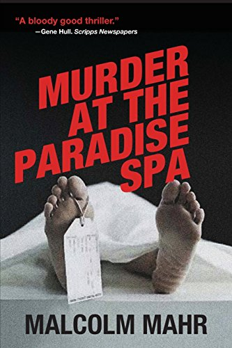 9780982508633: Murder at the Paradise Spa