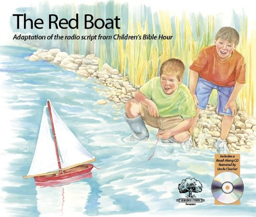 9780982512050: The Red Boat: Summer title in the Seasons of Faith picture book series