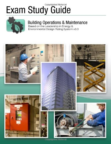 9780982514818: Building Operations and Maintenance Exam Study Guide