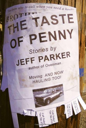 The Taste of Penny: Parker, Jeff