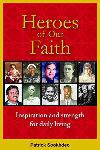 9780982521892: Heroes of our Faith: Inspiration and Strength for Daily Living