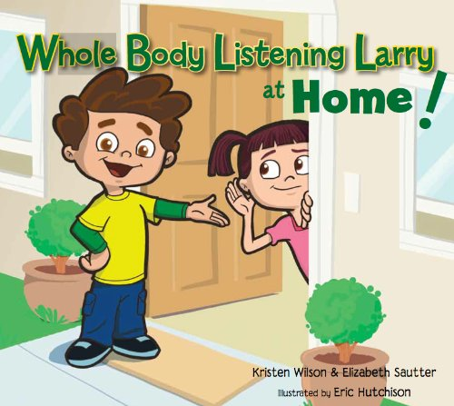 9780982523179: Whole Body Listening Larry at Home