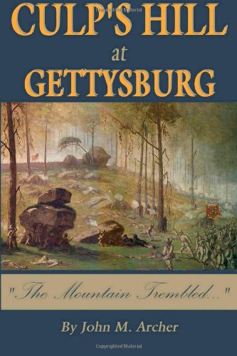 9780982527597: Culp's Hill at Gettysburg: