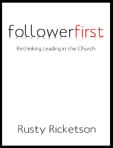 Follower First: Rusty Ricketson