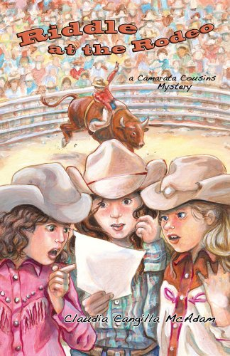 9780982534502: Riddle at the Rodeo (A Camarata Cousins Mystery)
