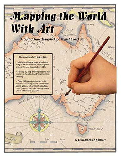 9780982537701: Mapping the World With Art