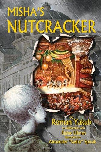 9780982540725: Misha's Nutcracker