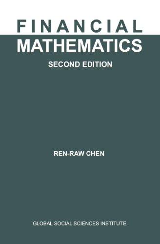 9780982546017: Financial Mathematics