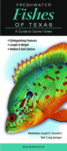 9780982551684: Freshwater Fishes of Texas: A Guide to Game Fishes