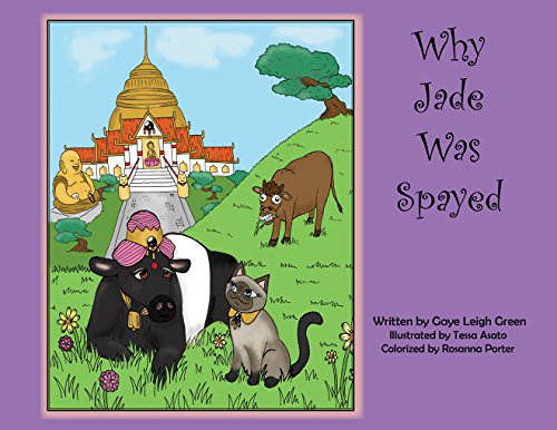 9780982553077: Why Jade Was Spayed