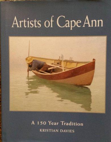 9780982555408: Artists of Cape Ann