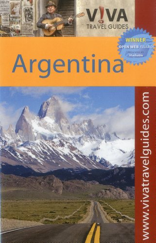 9780982558508: VIVA Travel Guides Argentina: Including Chilean Patagonia and Antartica