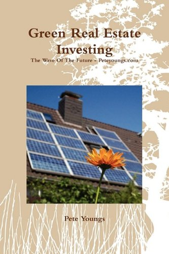 9780982561416: Green Real Estate Investing