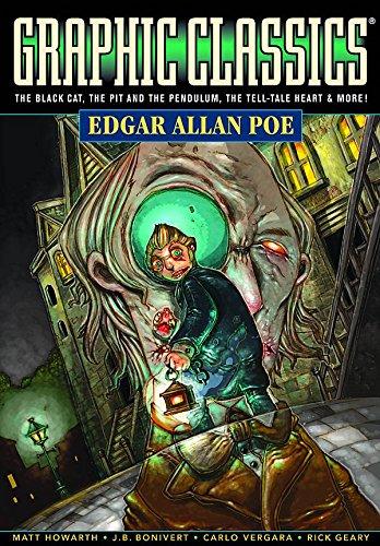 Graphic Classics Volume 1: Edgar Allan Poe (4th Edition)