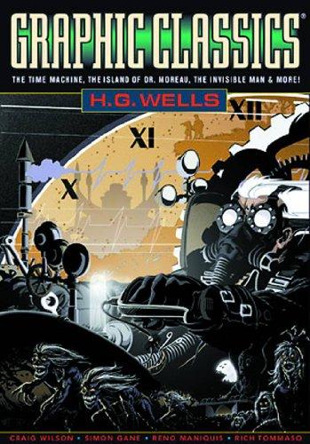 9780982563076: H. G. Wells (Graphic Classics (Eureka))