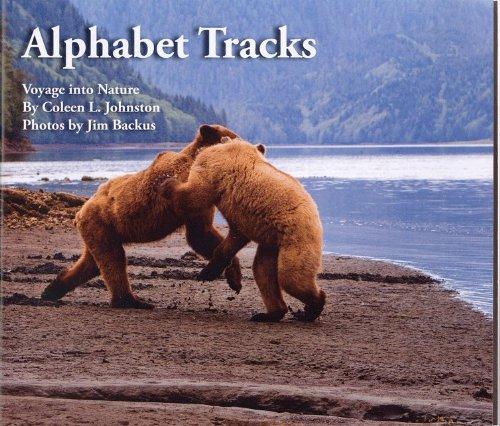 Alphabet Tracks: James Backus, Jim Backus, Coleen L. Johnston