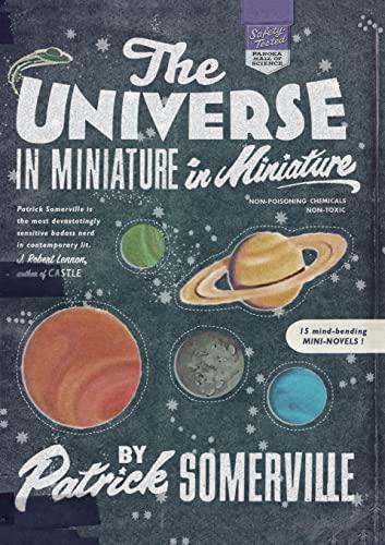 9780982580813: The Universe in Miniature in Miniature