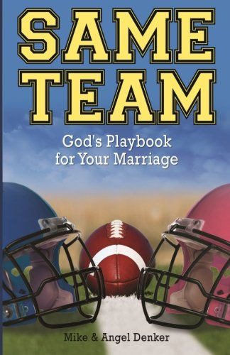9780982581810: Same Team: God's Playbook for Marriage
